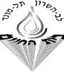 חברה קדישא תל מונד לוגו